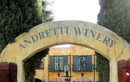 Andretti Winery Image