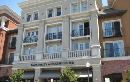 Napa Valley Welcome Center Image