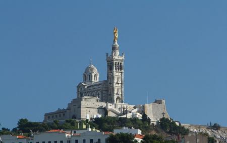 Notre Dame De La Garde Image