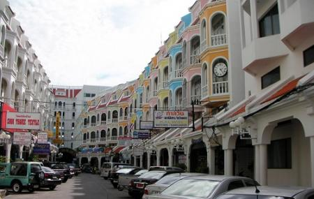 Old Phuket Town Image