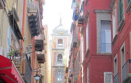 San Gregorio Armeno Image