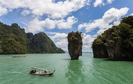 James Bond Island Image