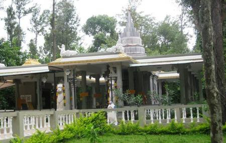 Sri Chakra Mahameru Temple Image