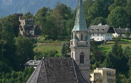 Franciscan Church, Salzburg