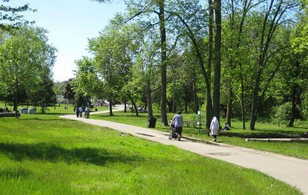 Thomson Memorial Park Image