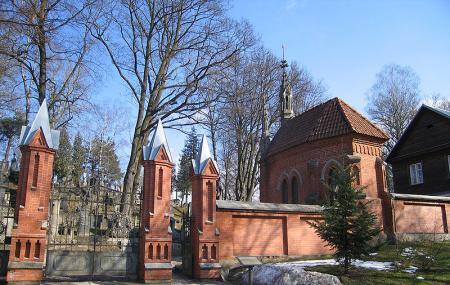 Rasos Cemetery Image