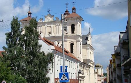 Vilniaus Sventosios Dvasios Baznycia Image