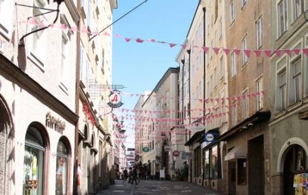 Linzergasse, Salzburg