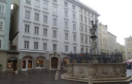 Old Market Square Image