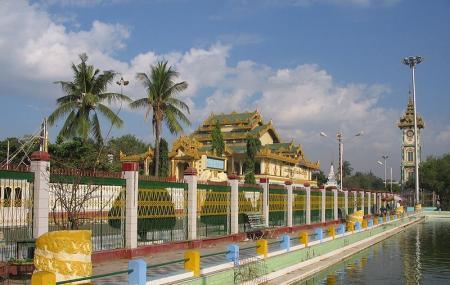 Mahamuni Pagoda, Mandalay