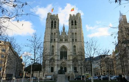 Cathedral Of St. Michael And St. Gudula Image