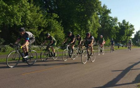 Sioux Falls Bike Trails, Sioux Falls