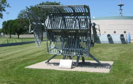 U S S South Dakota Battleship Memorial Image
