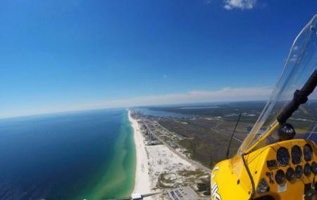 Beach Flight Aviation Image