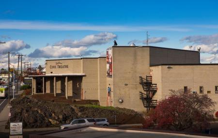 Spokane Civic Theatre Image