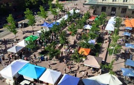 Boulder Farmers Market Image