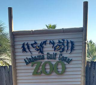 Alabama Gulf Coast Zoo, Gulf Shores