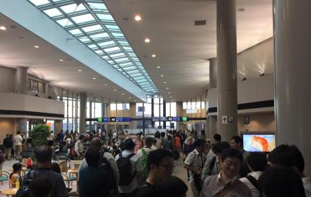 Narita International Airport Terminal 1 5f Observation Deck Image