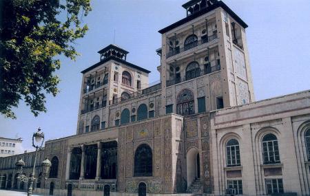Golestan Palace Image