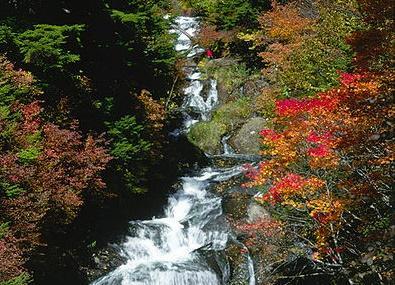 Ryuzu Falls Image