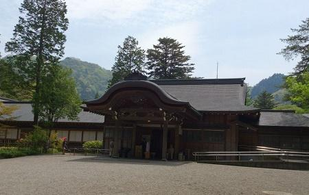 Nikko Tamozawa Imperial Villa Memorial Park Image