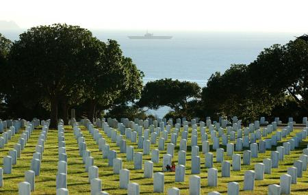 Fort Rosecrans National Cemetery Image
