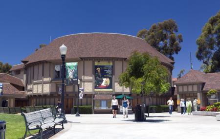 Old Globe Theatre Image