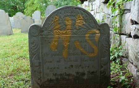 Old Burying Point Cemetery Image