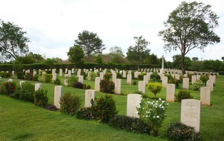 Trincomalee War Cemetery Image
