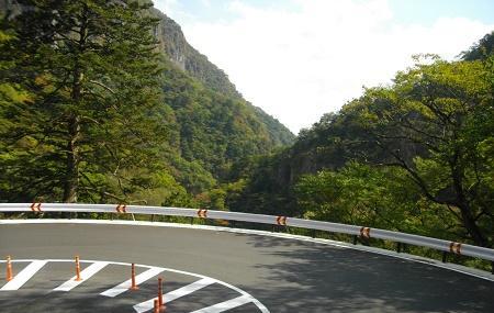 Irohazaka Route Image
