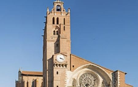 Cathedrale St Etienne De Toulouse Image