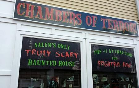 Chambers Of Terror Image