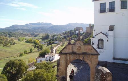 Felipe V Arch Image