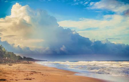Cherai Beach Image
