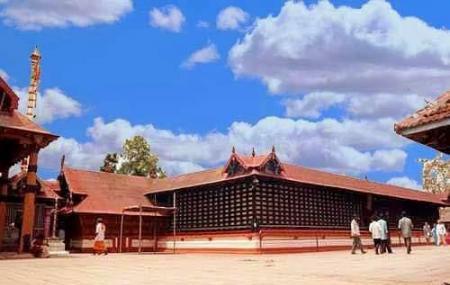 Chottanikkara Bhagavathy Temple Image