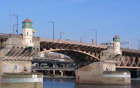 Burnside Bridge Image