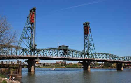Hawthorne Bridge Image