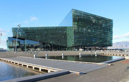 Harpa Conference And Concert Center, Reykjavik