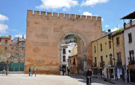 Puerta De Elvira Image
