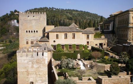 Palacios Nazaríes Image