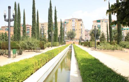 The Fuente Del Triunfo Gardens Image