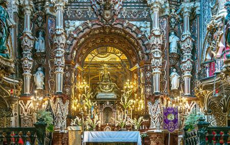Basilica De Nuestra Senora De Las Angustias Image