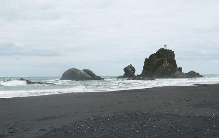 Whatipu Beach Image