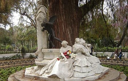 Parque De Maria Luisa Image