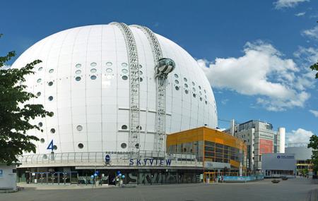 Globe Arena, Stockholm