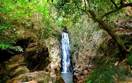 Bang Pae Waterfall Image