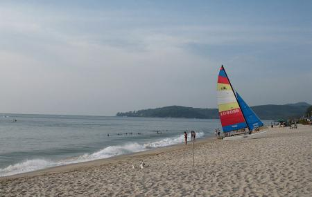 Bang Tao Beach Image
