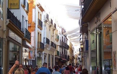 Calle Sierpes, Seville