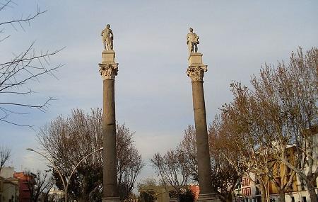 Alameda De Hercules Image