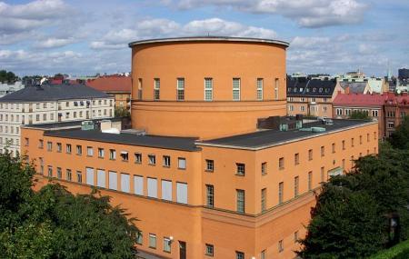 Stadsbiblioteket Image